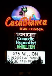 Casa Blanca Hotel & Casino
