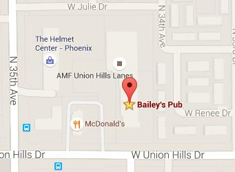 Baileys Pub Glendale AZ